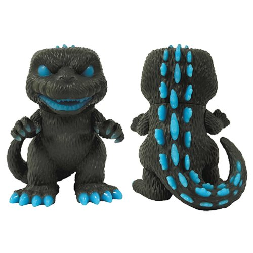 Funko POP! Godzilla - Atomic Breath Godzilla (Glow in the Dark) 6-Inch Vinyl Figure (NOT 100% MINT)