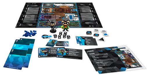 Funkoverse POP! Strategy Game - DC Comics Expandalone Set