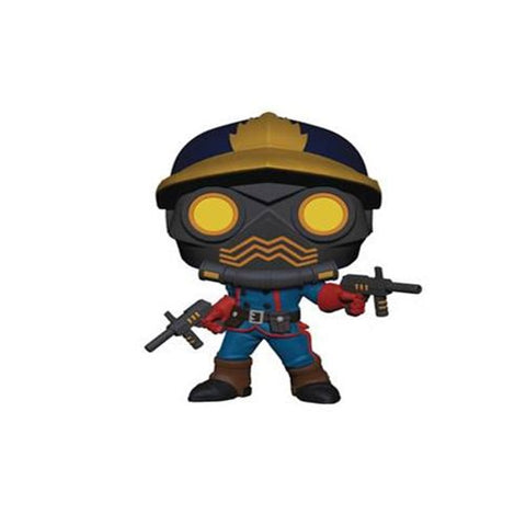 Funko POP! Guardians of the Galaxy - Classic Star-Lord Vinyl Figure Previews Exclusive (PX)