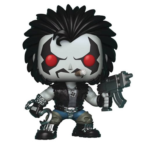 Funko POP! DC Comics - Lobo Vinyl Figure Previews Exclusive