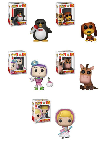 [PRE-ORDER] Funko POP! Toy Story - Complete Set of 5