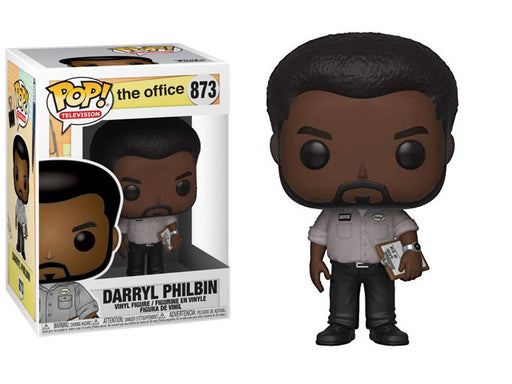 Funko POP! The Office - Darryl Philbin Vinyl Figure #873