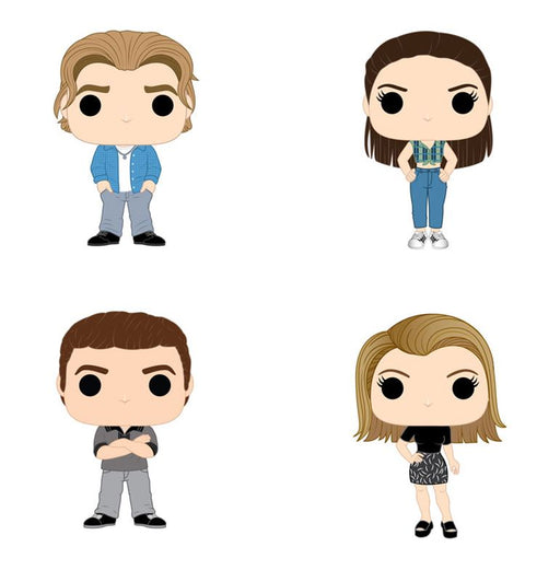 [PRE-ORDER] Funko POP! Dawson's Creek - Complete Set of 4