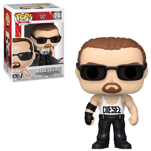 Funko POP! WWE - Diesel Common Vinyl Figure