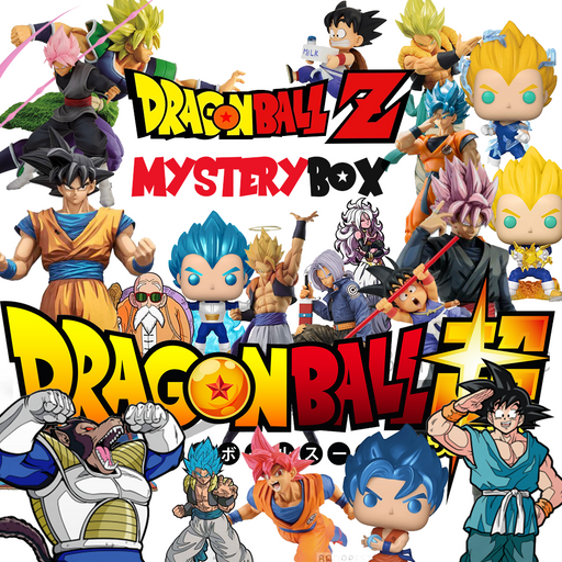 Shumi Dragon Ball Mystery Box