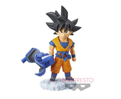 Banpresto: Dragon Ball Super: Broly World Collectable Diorama Vol. 4 - Goku Figure