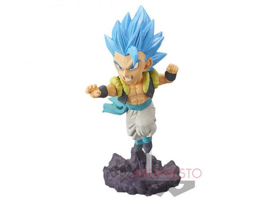 Banpresto: Dragon Ball Super: Broly World Collectable Diorama Vol. 4 - Gogeta SSGSS Figure