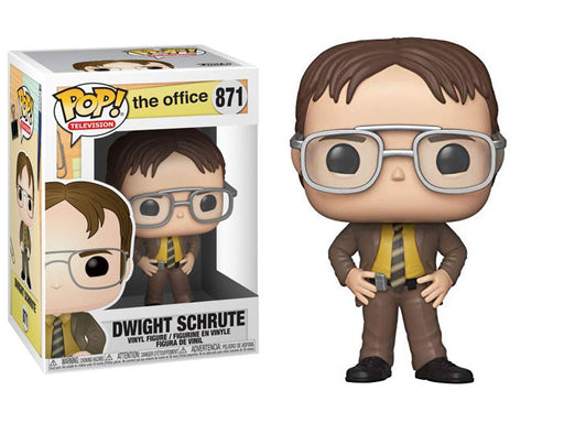 Funko POP! The Office - Dwight Schrute Vinyl Figure #871