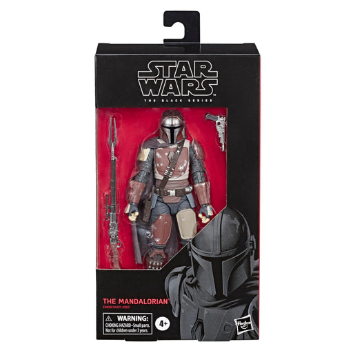 Star Wars: The Black Series - The Mandalorian (The Mandalorian) 6-Inch Action Figure #94