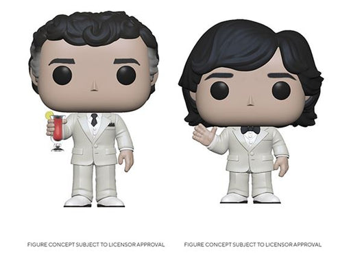 [PRE-ORDER] Funko POP! Fantasy Island - Set of 2