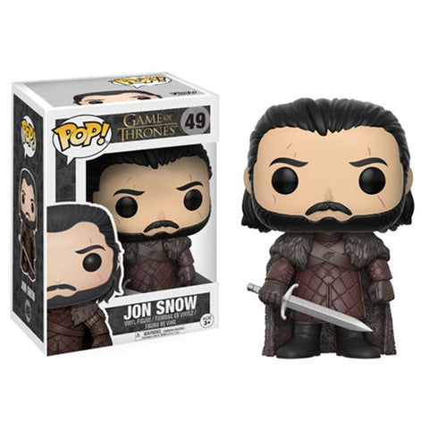 Funko POP! Game of Thrones - Jon Snow Vinyl Figure #49