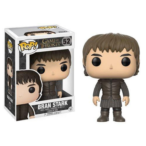 [PRE-ORDER] Funko POP! Game of Thrones - Bran Stark Vinyl Figure #52