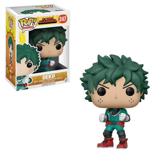 Funko POP! My Hero Academia - Deku Vinyl Figure #247