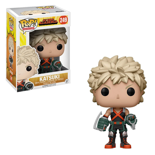 Funko POP! My Hero Academia - Katsuki Vinyl Figure #249
