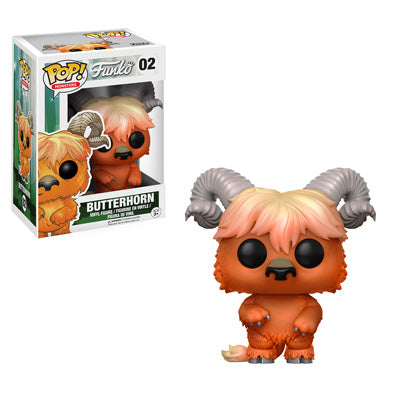 Funko POP! Wetmore Forest Monsters - Butterhorn Vinyl Figure #02