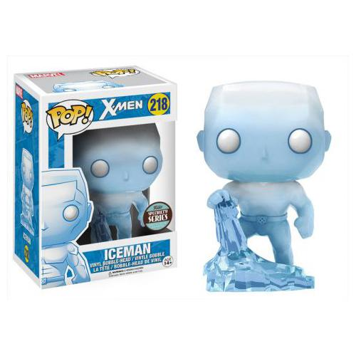 Funko POP! X-Men - Iceman Vinyl Figure Specialty Series #218