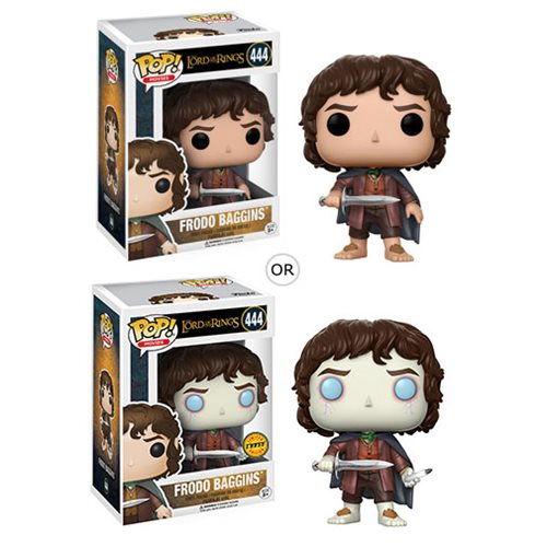 Funko POP! Lord of the Rings - Frodo Baggins Vinyl Figure #444