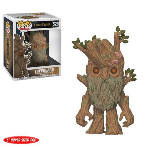 Funko POP! Lord of the Rings - Treebeard 6 Inch Vinyl Figure #529