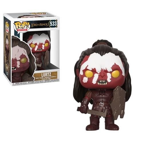 Funko POP! Lord of the Rings - Lurtz Vinyl Figure #533
