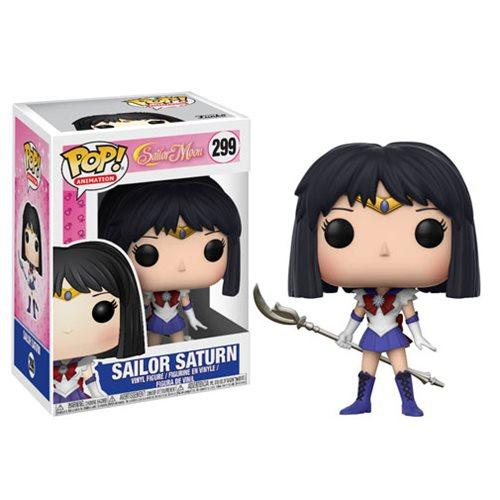 Funko POP! Sailor Moon - Sailor Saturn Vinyl Figure #299