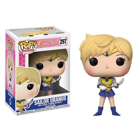 [PRE-ORDER] Funko POP! Sailor Moon - Sailor Uranus Vinyl Figure #297