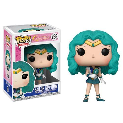 Funko POP! Sailor Moon - Sailor Neptune Vinyl Figure #298