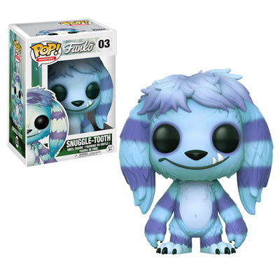 Funko POP! Wetmore Forest Monsters - Snuggle-Tooth Vinyl Figure #03