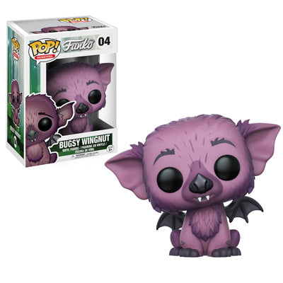 Funko POP! Wetmore Forest Monsters - Bugsy Wingnut Vinyl Figure #04