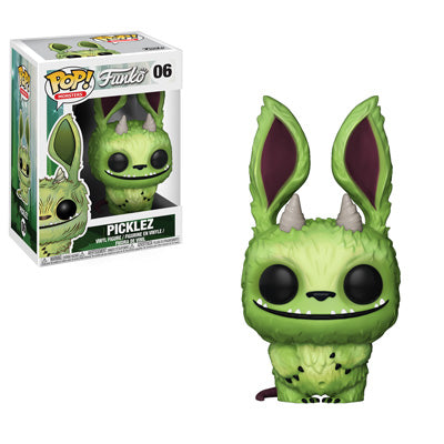 Funko POP! Wetmore Forest Monsters - Picklez Vinyl Figure #06