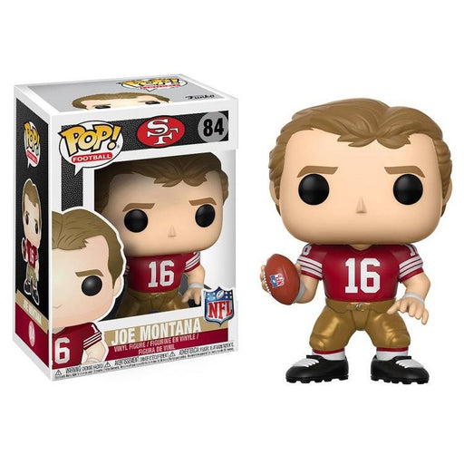 Funko POP! NFL Legends - Joe Montana Vinyl Figure (San Francisco 49ers) #84
