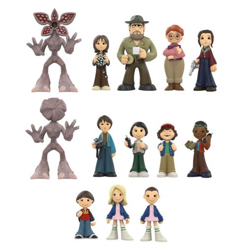 Funko Mystery Minis: Stranger Things Mystery Minis