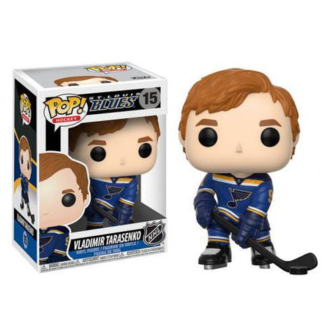 Funko POP! NHL Stars - Vladimir Tarasenko Vinyl Figure (St. Louis Blues) #15