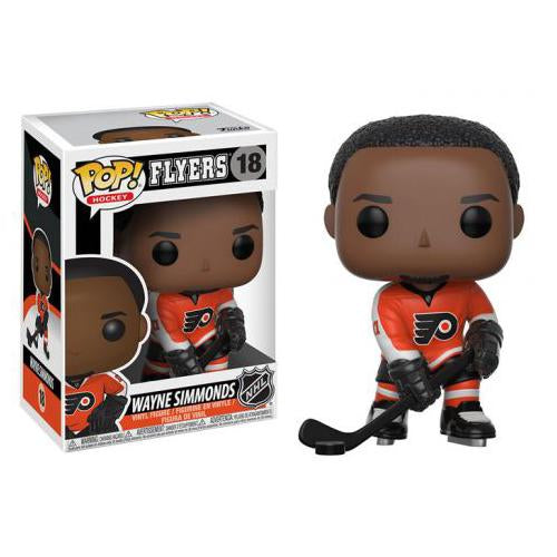 Funko POP! NHL Stars - Wayne Simmonds Vinyl Figure (Philadelphia Flyers) #18