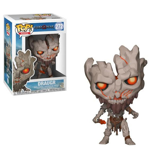 Funko POP! God of War - Draugr Vinyl Figure #272