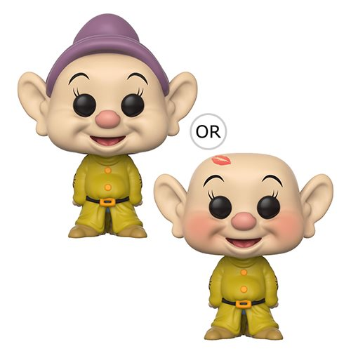 Funko POP! Disney Snow White - Dopey Vinyl Figure #340