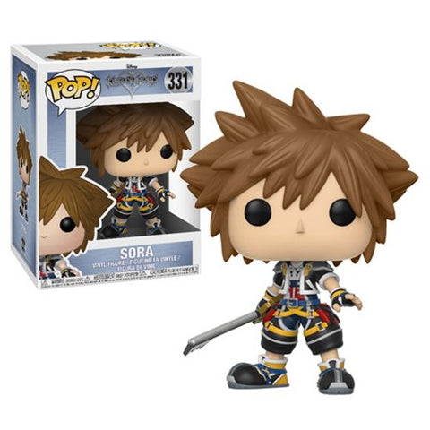 Funko POP! Kingdom Hearts - Sora Vinyl Figure #331