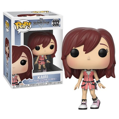 Funko POP! Kingdom Hearts - Kairi Vinyl Figure #332