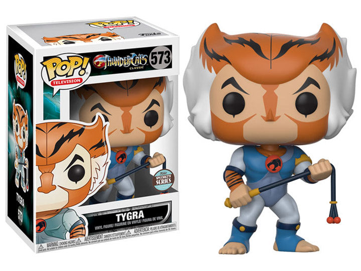 Funko POP! Thundercats - Tygra Specialty Series Vinyl Figure #573