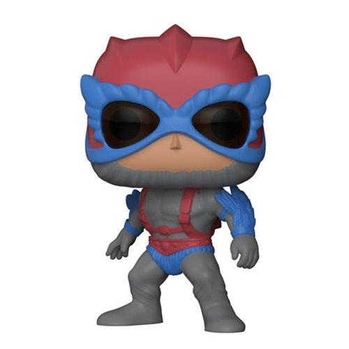 Funko POP! Masters of the Universe - Stratos Vinyl Figure #567