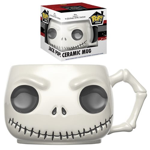 Funko POP! Home: Nightmare Before Christmas - Jack Skellington 12 oz Ceramic Mug