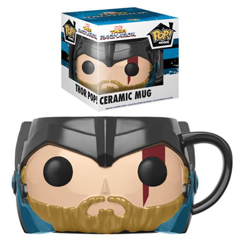 Funko POP! Home: Thor Ragnarok - Thor 12 oz Ceramic Mug