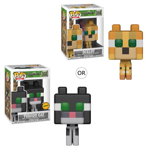Funko POP! Minecraft - Ocelot Vinyl Figure #318