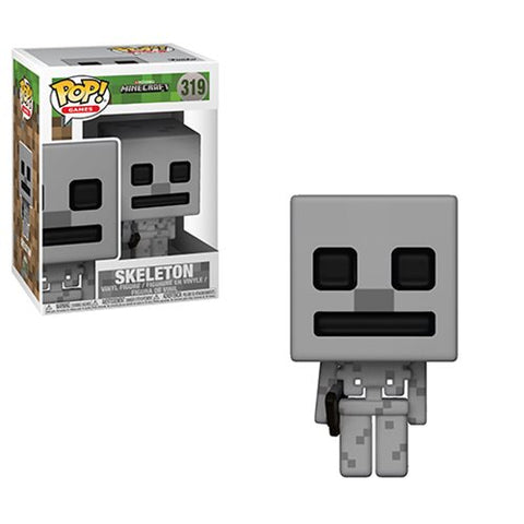 Funko POP! Minecraft - Skeleton Vinyl Figure #319
