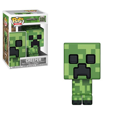 Funko POP! Minecraft - Creeper Vinyl Figure #320