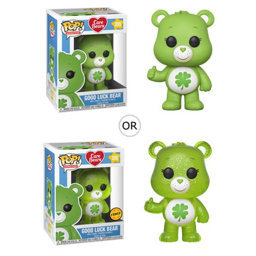 Funko POP! Care Bears - Good Luck Bear Vinyl Figure #355