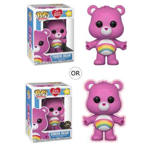 Funko POP! Care Bears - Cheer Bear Vinyl Figure #351