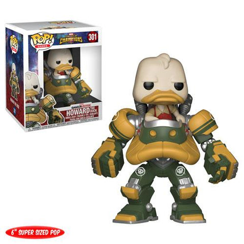 [PRE-ORDER] Funko POP! Marvel Contest of Champions Howard the Duck 6 inch #301