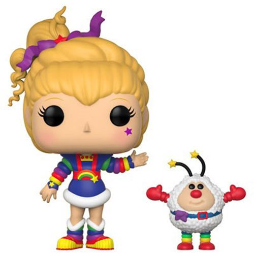 Funko POP! Rainbow Brite - Rainbow Brite and Twink Vinyl Figure