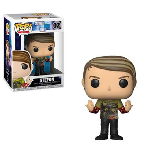 Funko POP! Saturday Night Live (SNL) - Stefan Vinyl Figure #02