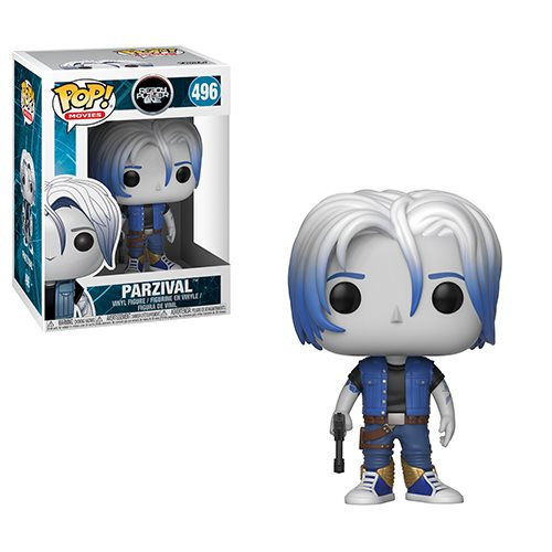 Funko POP! Ready Player One - Parzival Vinyl Figure #496